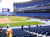 Section 141 seat view