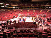 Basketball 120 seat view