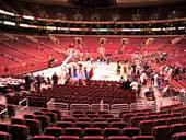 Basketball 120 seat view