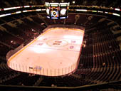 Philadelphia Flyers Seat View for Wells Fargo Center Section 208
