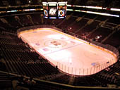 Philadelphia Flyers Seat View for Wells Fargo Center Section 217
