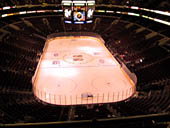 Philadelphia Flyers Seat View for Wells Fargo Center Section 219