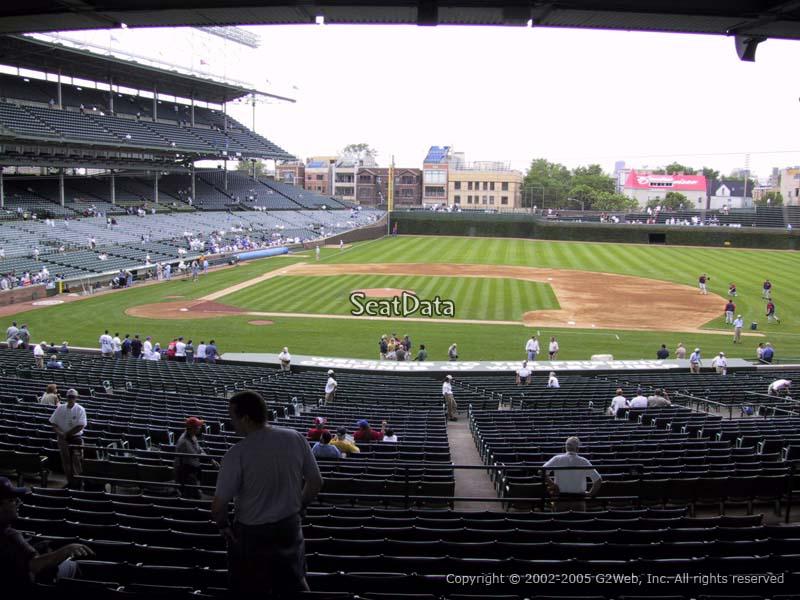Wrigley Field Section 223 Seat Views Seatscore Rateyourseats
