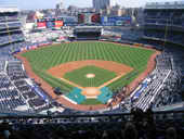 New York Yankees Seat View for Yankee Stadium Section 420B