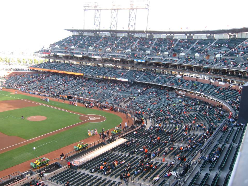 View Box 326 Oracle Park Section 326 Review