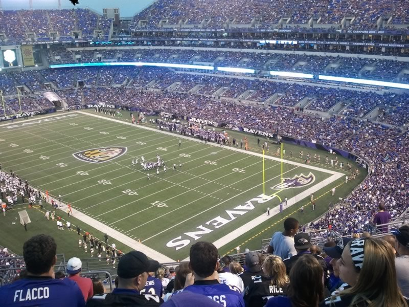 Section 545 seat view