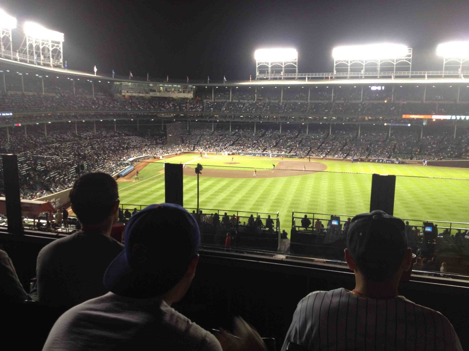 Seat View for Wrigley Field