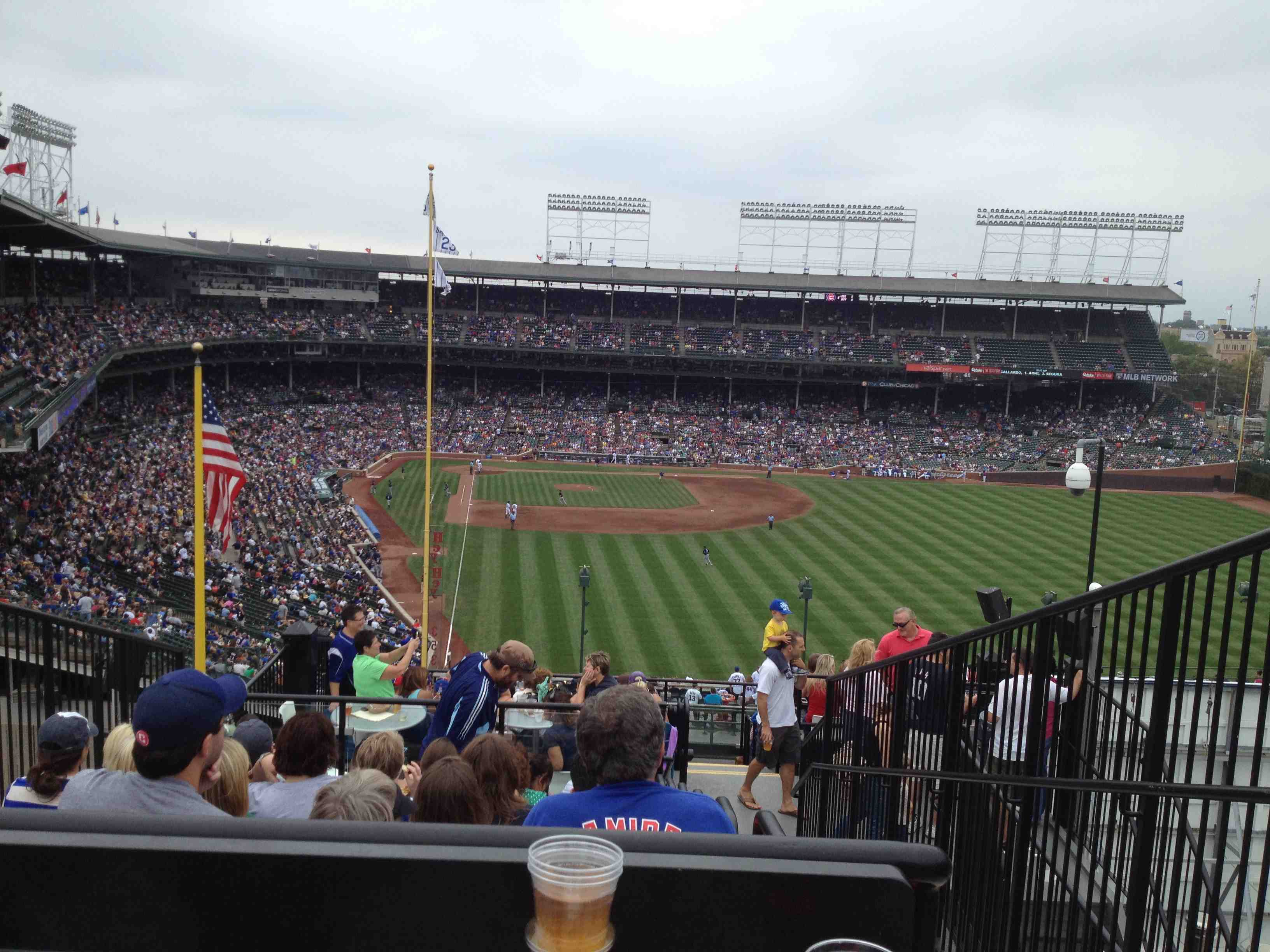 Seat View for Wrigley Field Section Unmapped