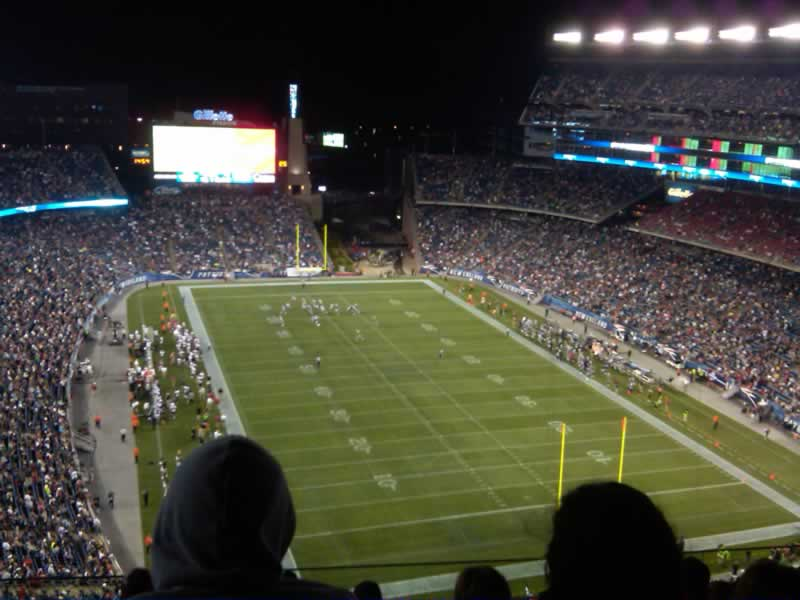 Section 319, Row 7