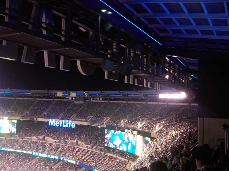Very Last Row Metlife Stadium Section 339 Review