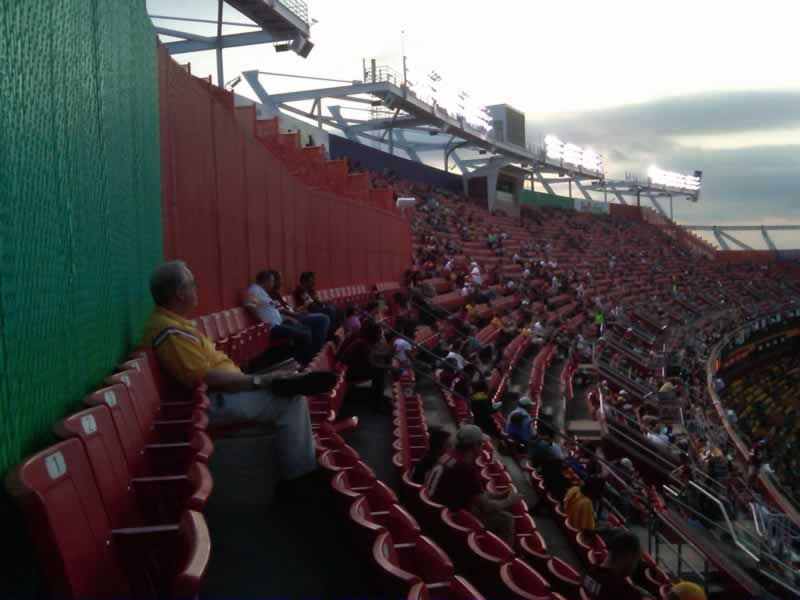 FedExField Section 447 Seats