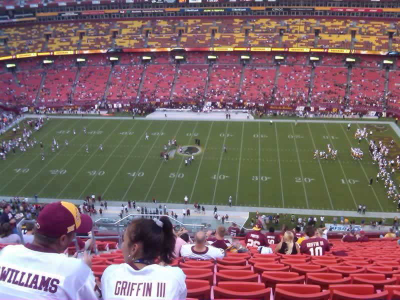 Section 453, Row 22