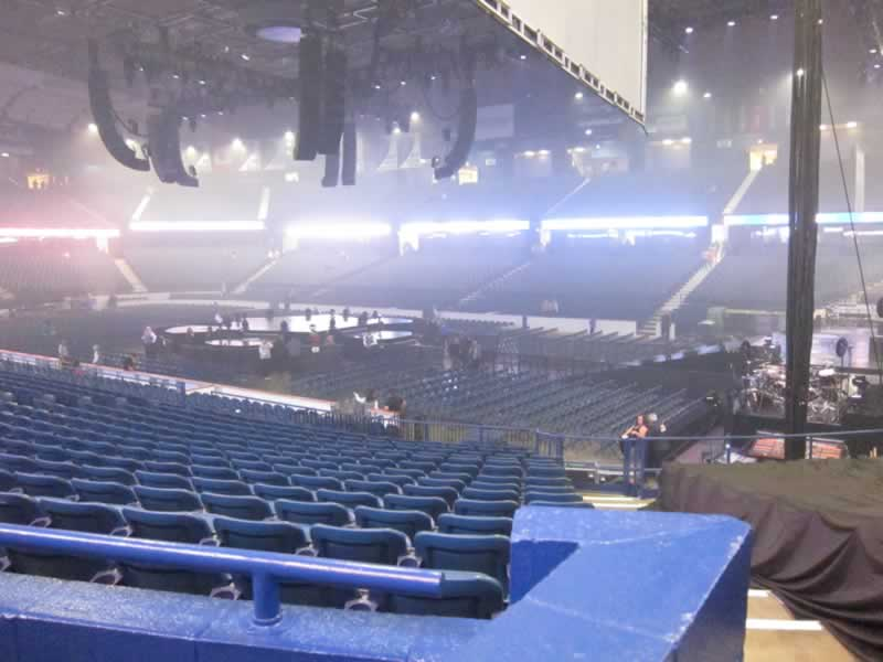 Allstate Arena Section 109 Concert Seating Rateyourseats Com