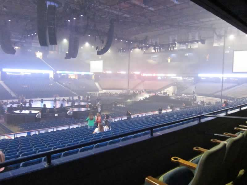 Allstate Arena Section 112 Concert Seating Rateyourseats Com