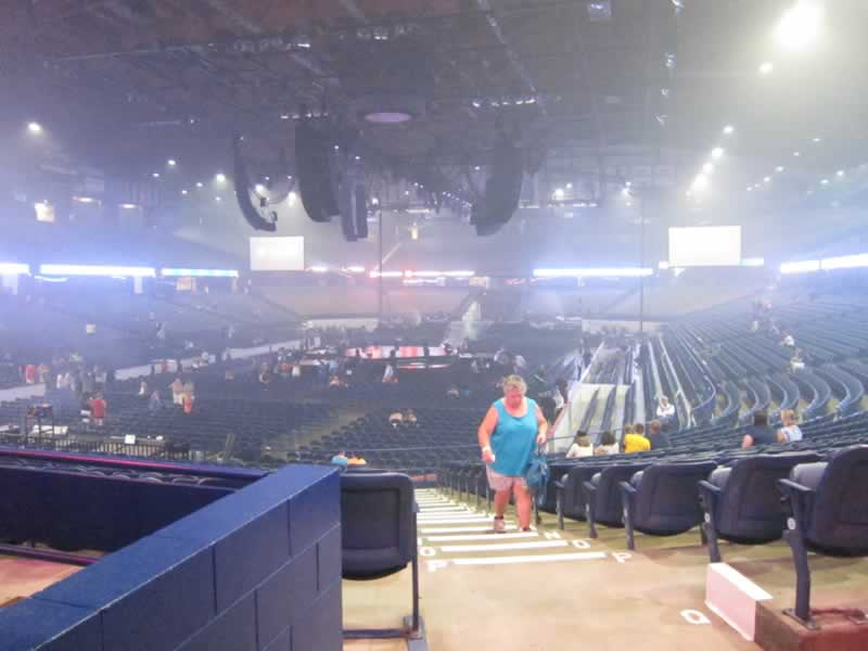 Allstate Arena Section 114 Concert Seating Rateyourseats Com