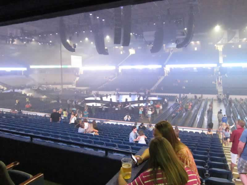 Allstate Arena Section 101 Concert Seating Rateyourseats Com