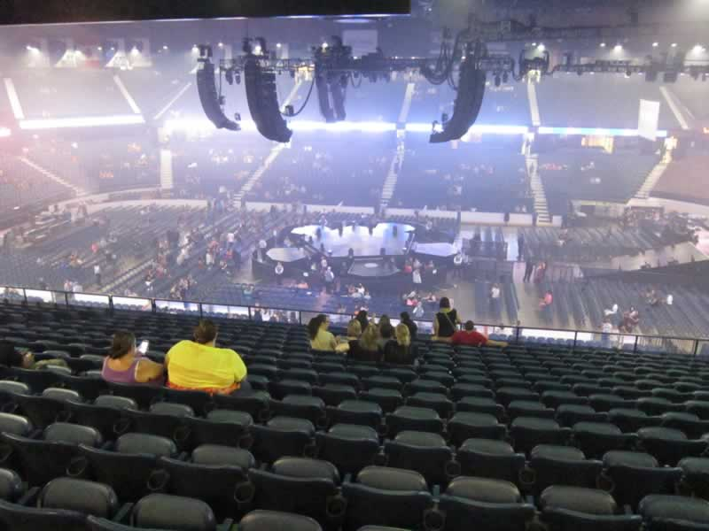 Allstate Arena Section 210 Concert Seating Rateyourseats Com