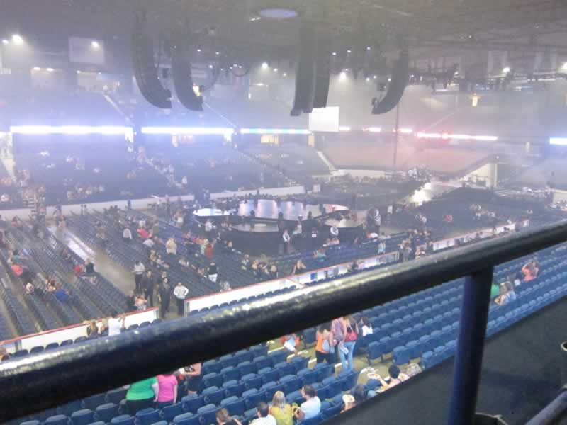 Allstate Arena Section 212 Concert Seating Rateyourseats Com