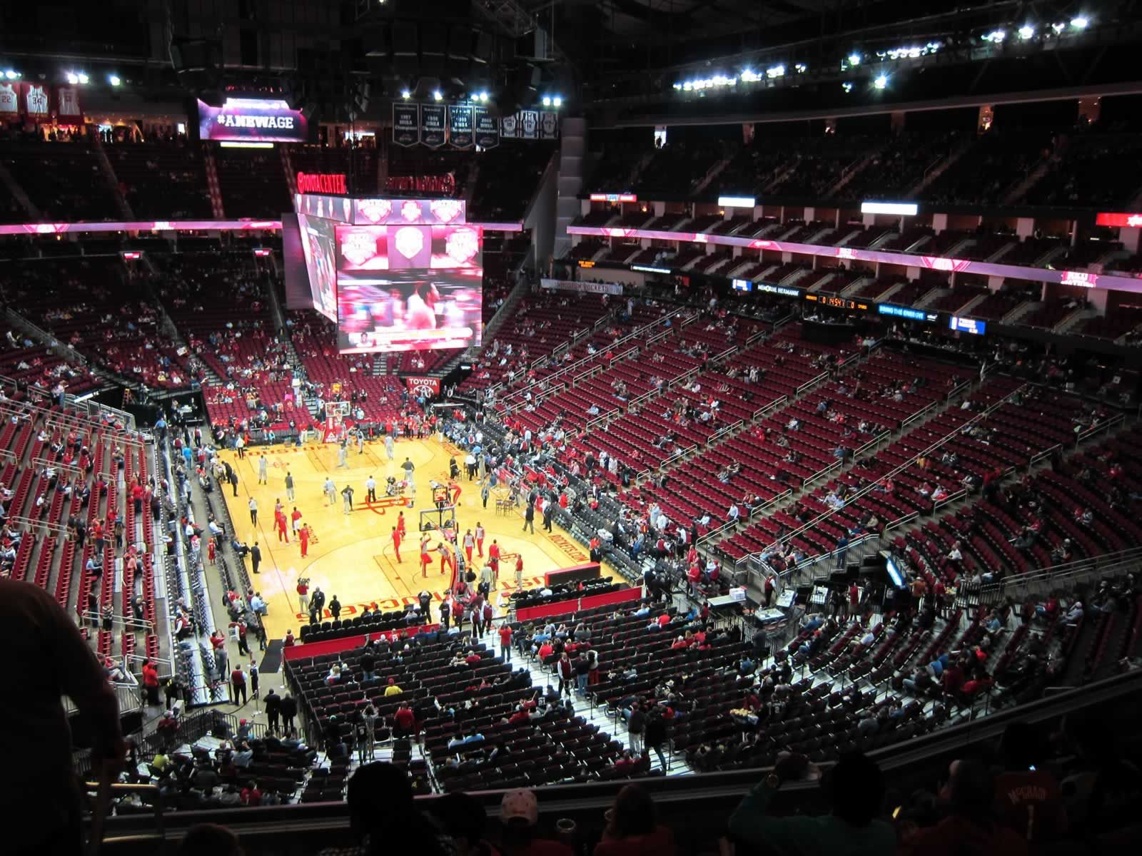 Section 402 seat view