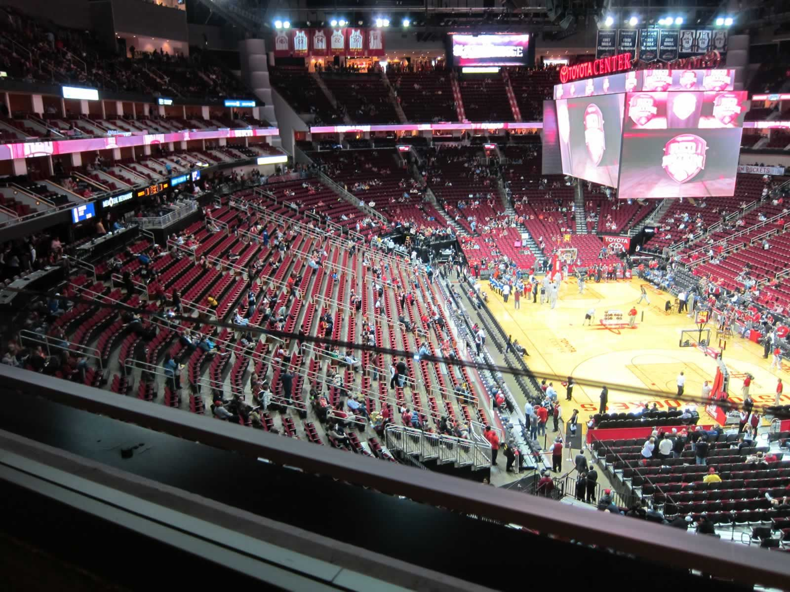 Section 403 seat view
