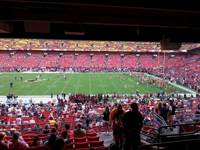 Seat View for FedExField