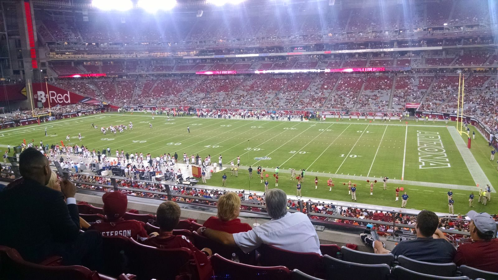 Section 233 seat view