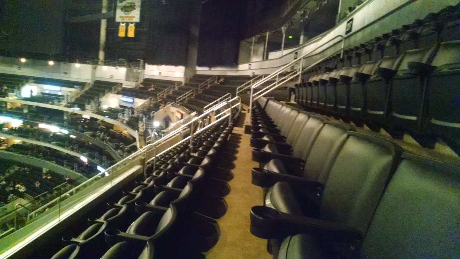 Section 318 at Staples Center for Concerts - RateYourSeats.com