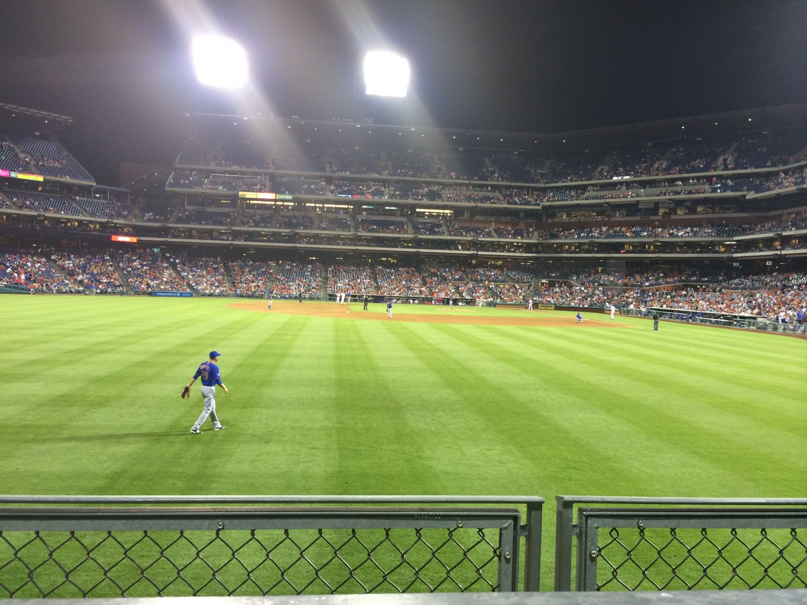 Section 143 seat view
