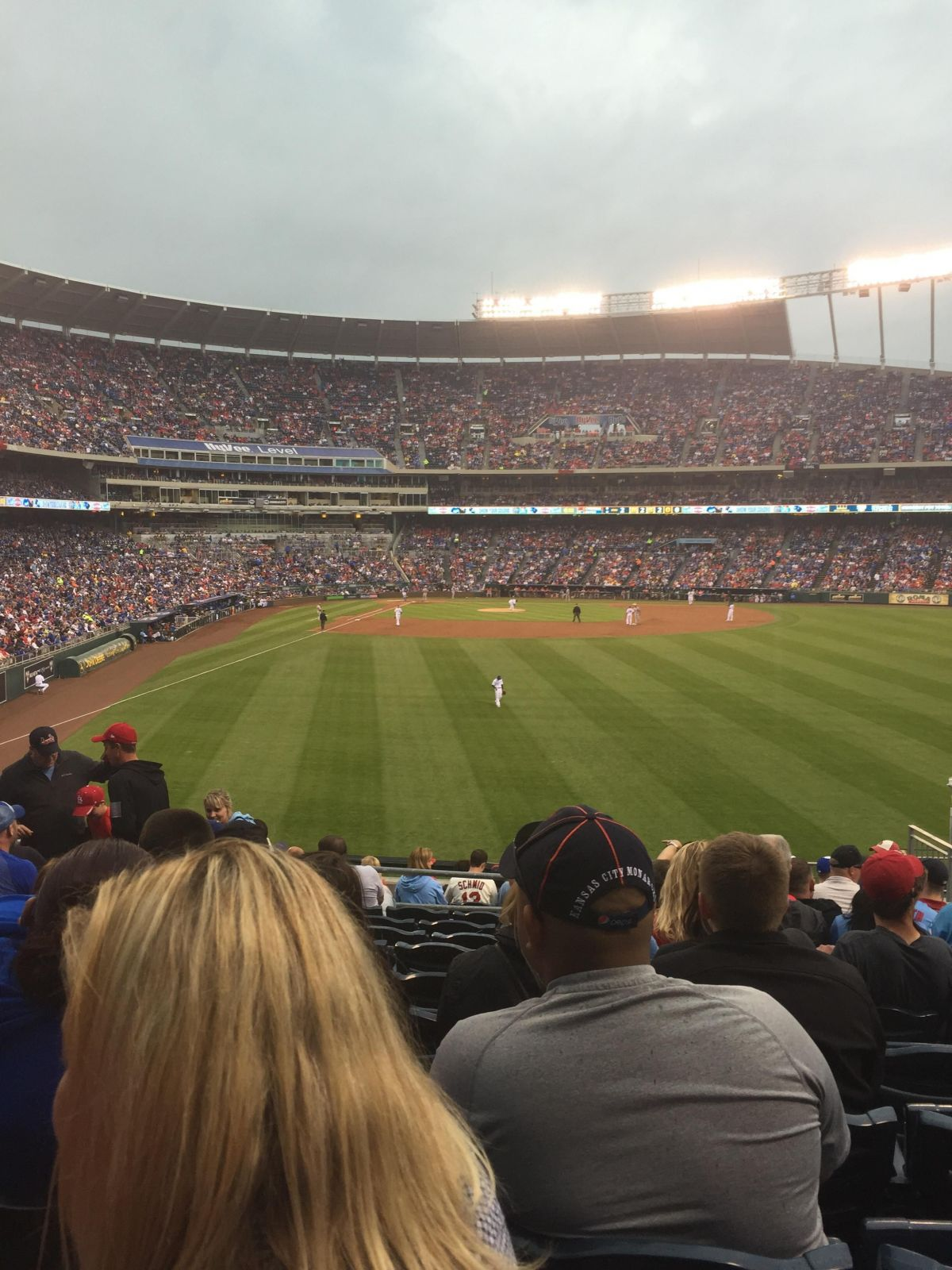 Section 252 seat view
