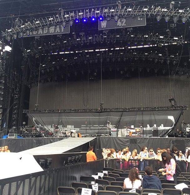 Gillette Stadium Field A3 Concert Seating Rateyourseats Com