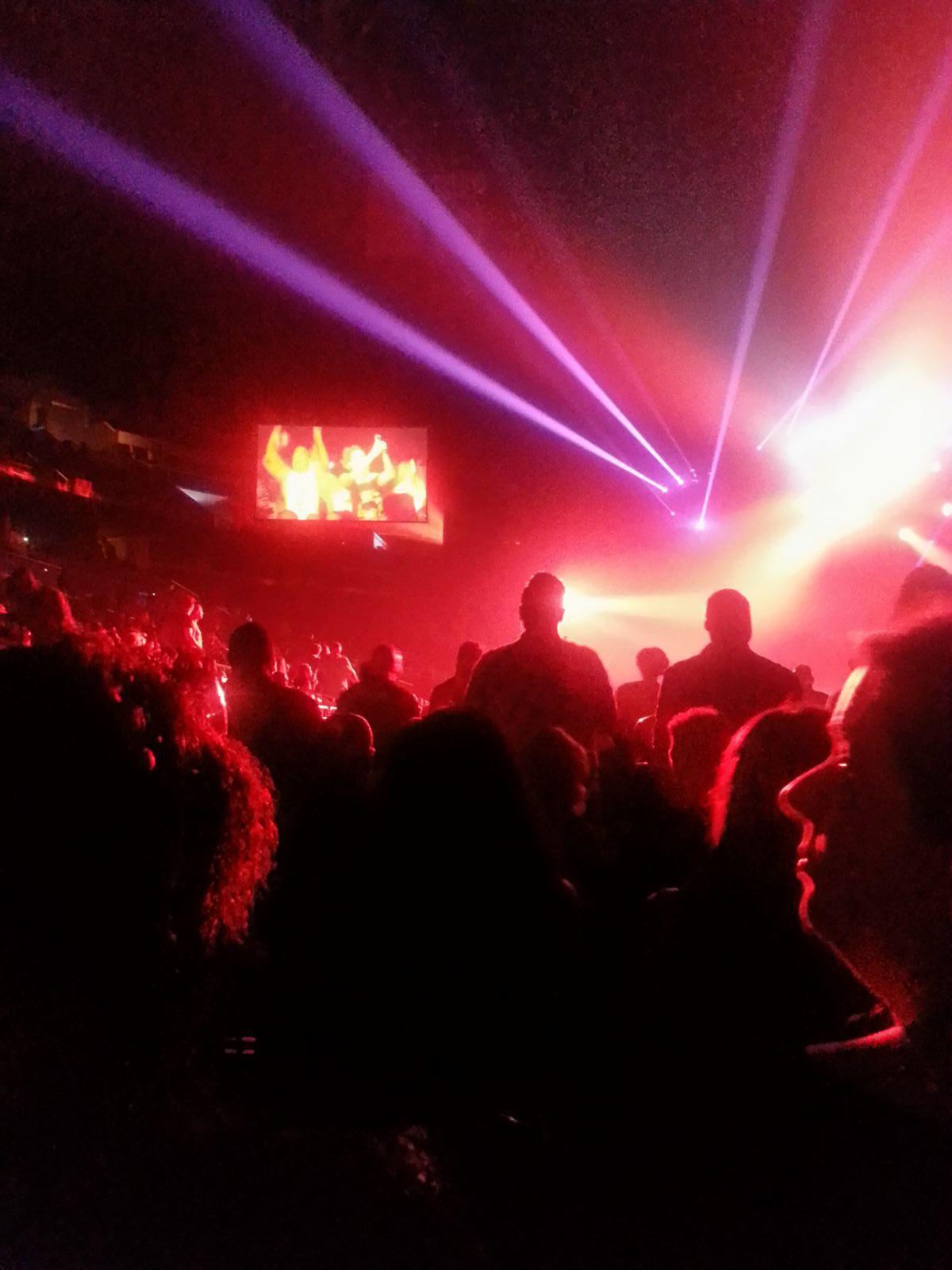 Amway Center Floor 5 Concert Seating Rateyourseats Com