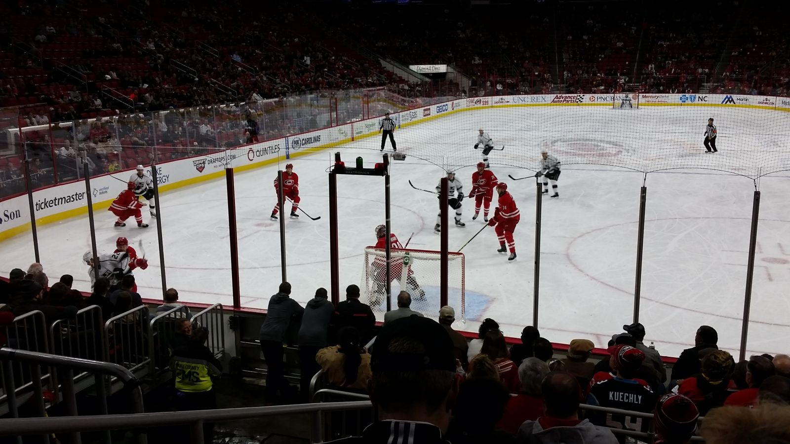 Section 111 seat view
