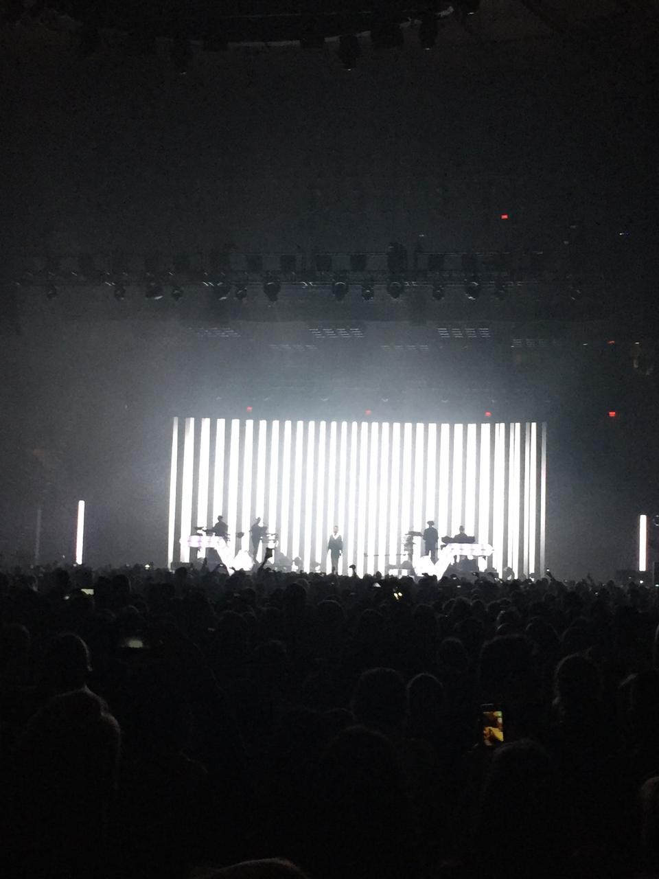 Madison Square Garden: Madison Square Garden General Admission Floor Concert