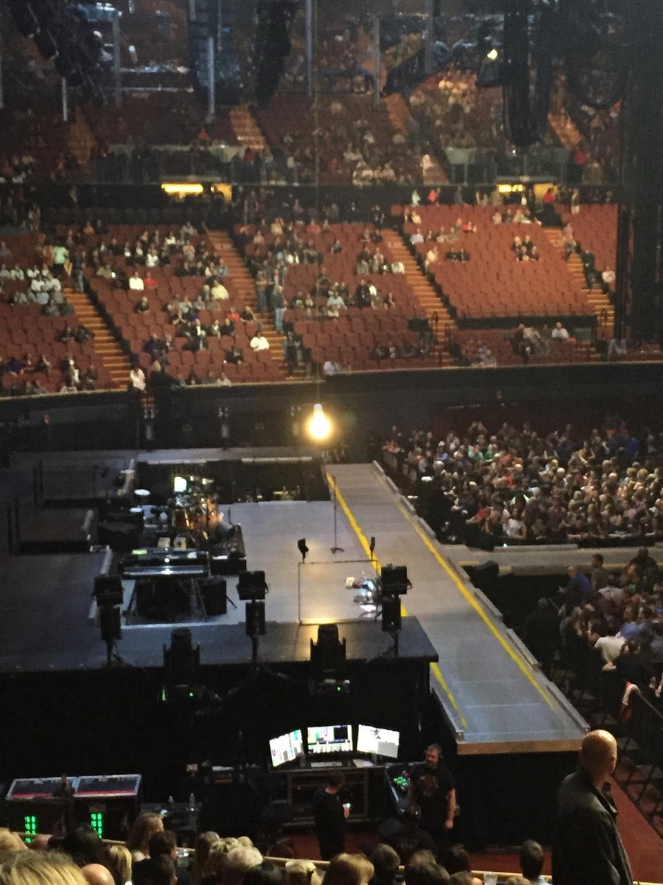 Concert Seat View For The Forum Box 224