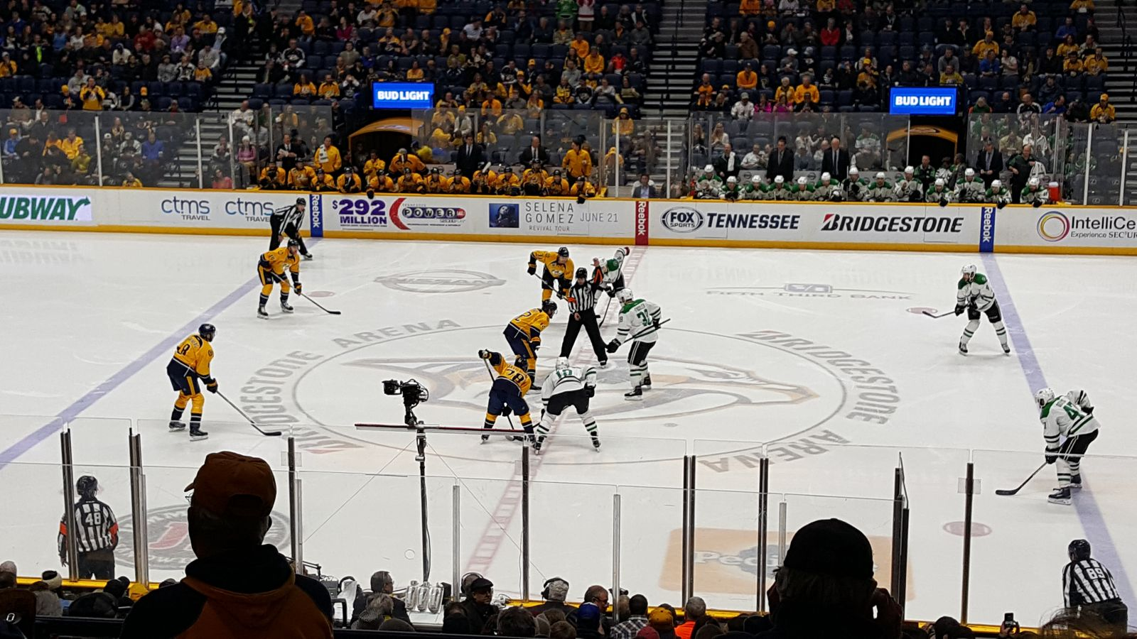 Section 106 seat view