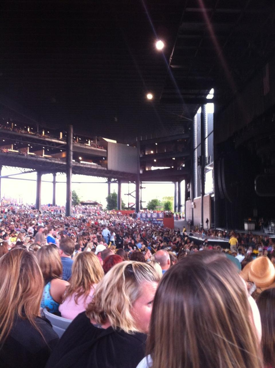 Hollywood Casino Amphitheatre Tinley Park Il Section 101
