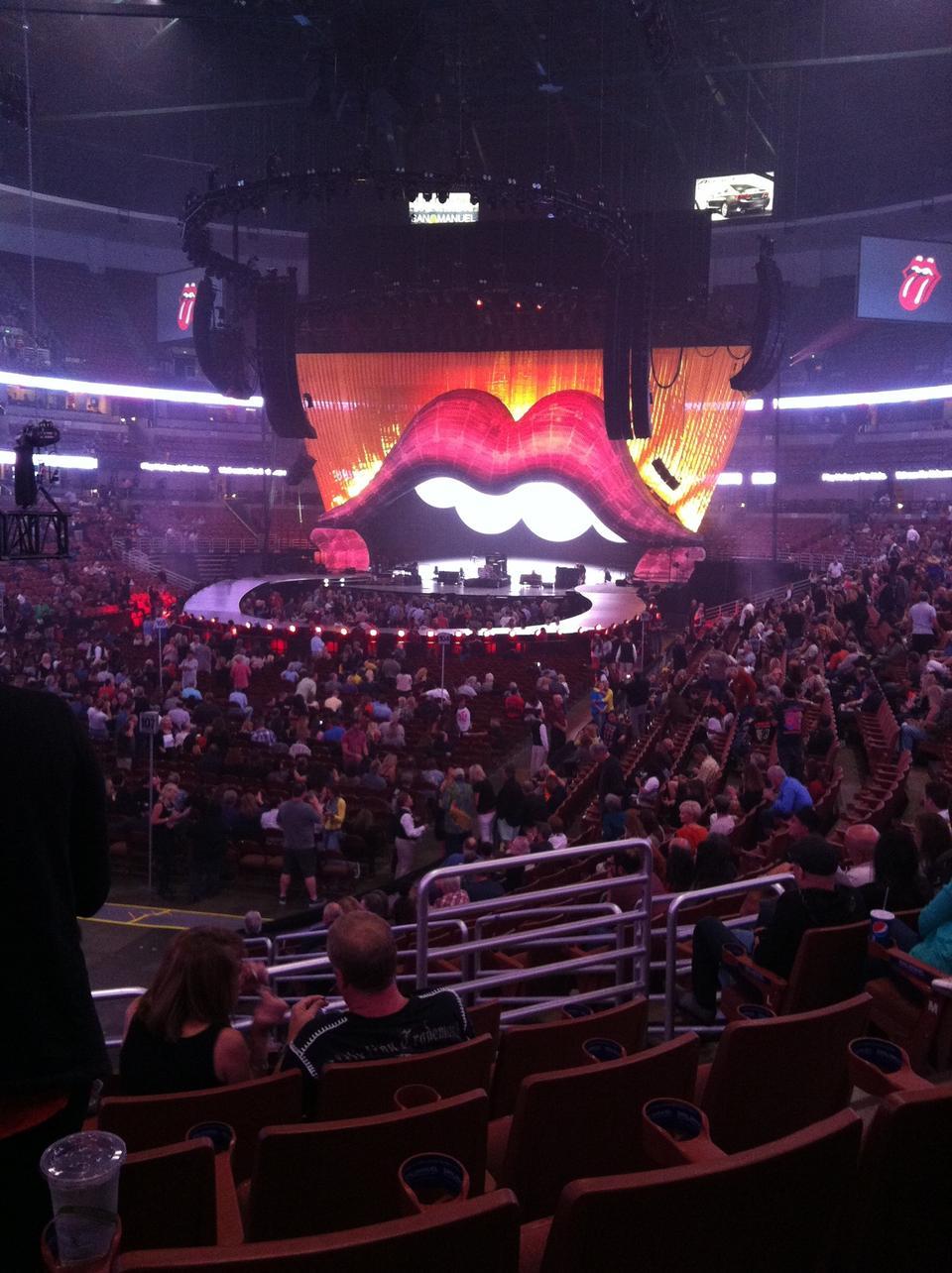 honda center section  concert seating rateyourseatscom