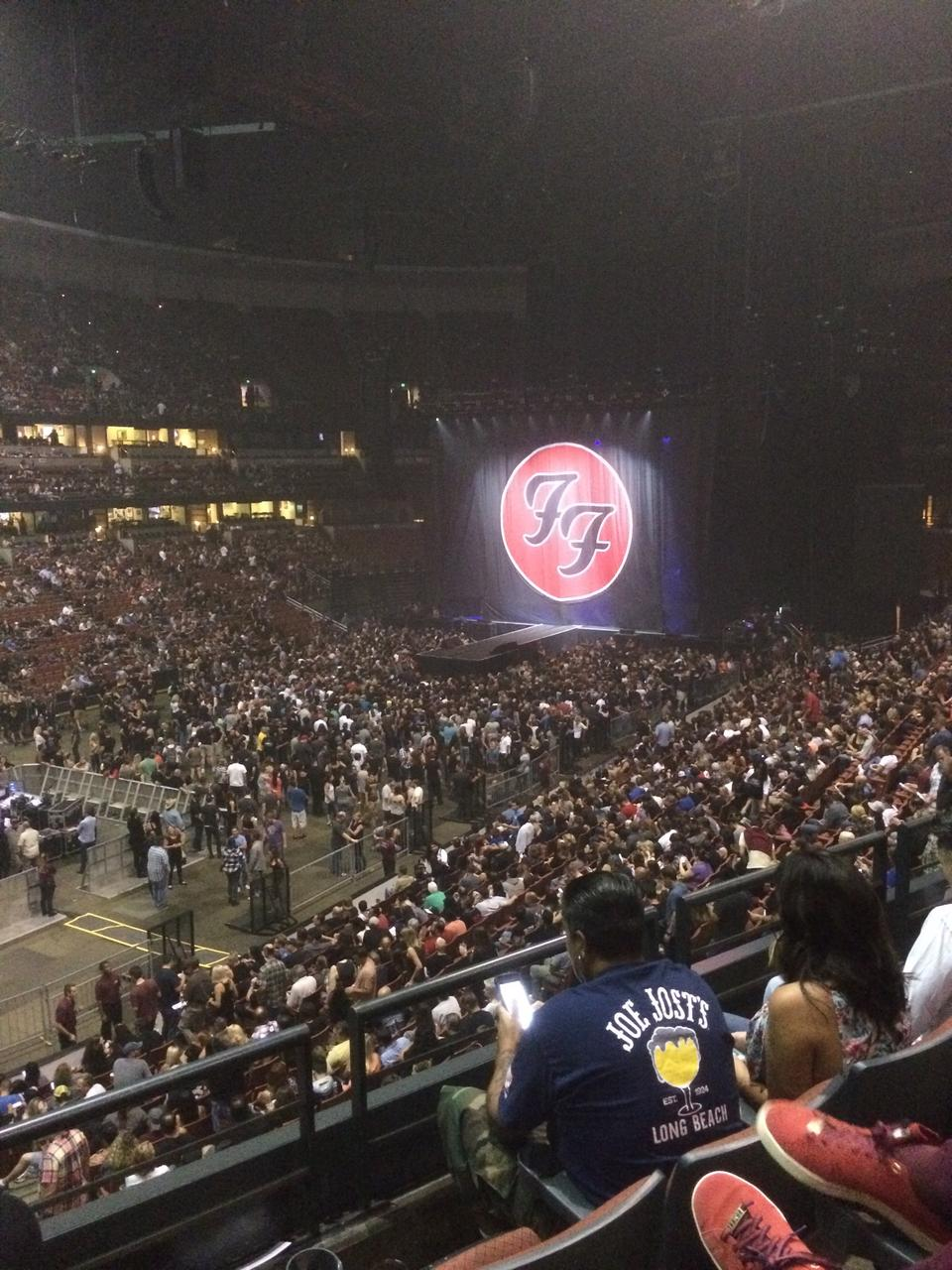 Concert Seat View For Honda Center Section 323 ...
