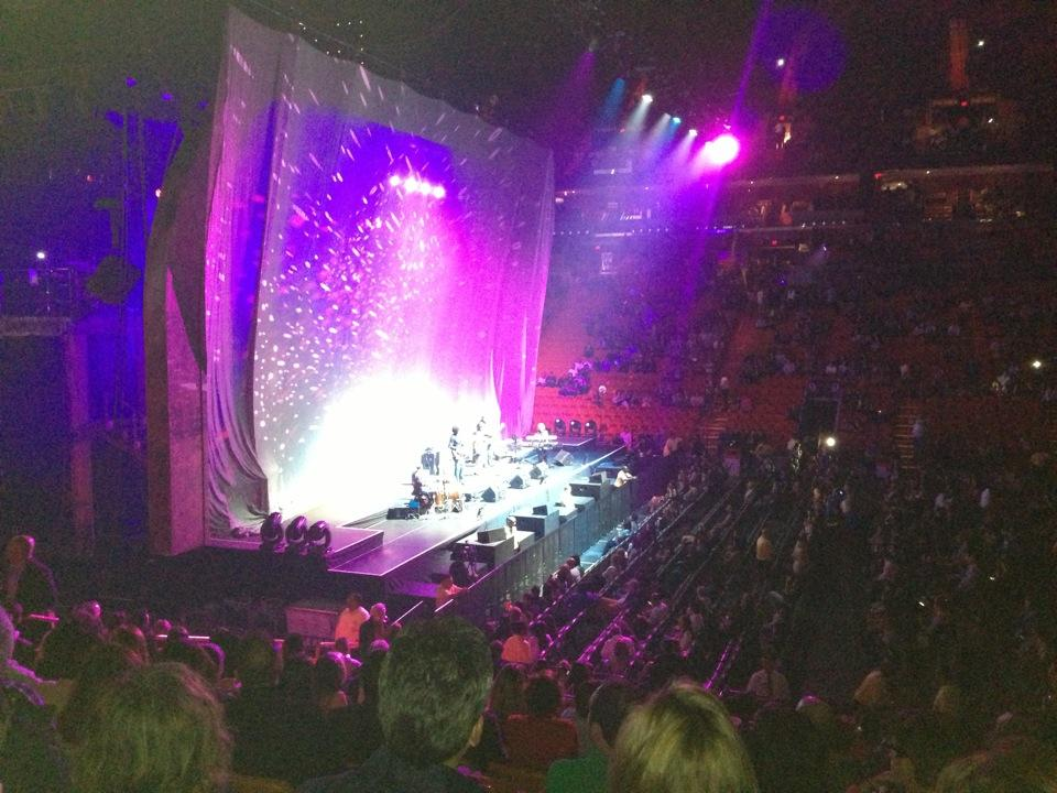 Americanairlines Arena Section 119 Concert Seating