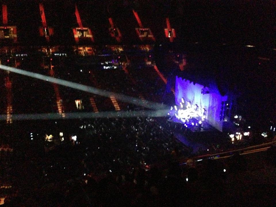 Americanairlines Arena Section 308 Concert Seating