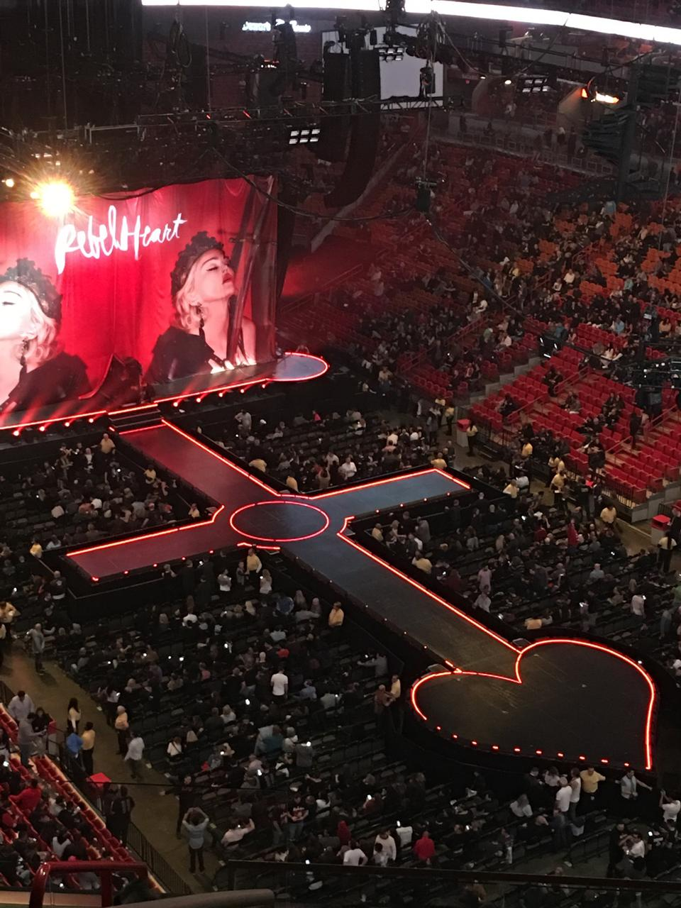 Americanairlines Arena Section 321 Concert Seating