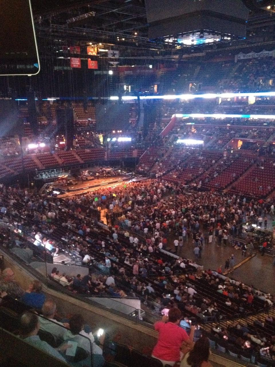 Concert Seat View for BB&T Center Club C15