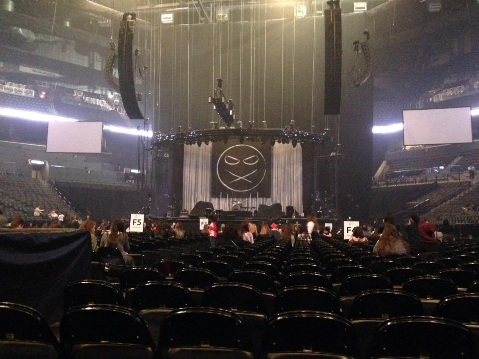 Barclays Center Concert Seating Guide Rateyourseatscom