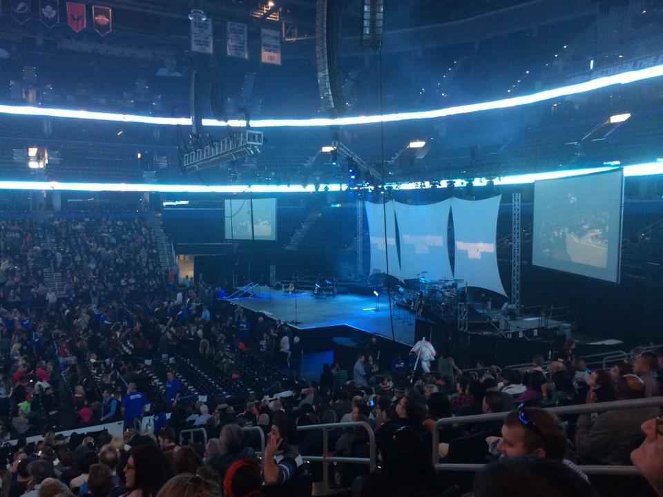 Amalie Arena Section 130 Concert Seating Rateyourseats Com