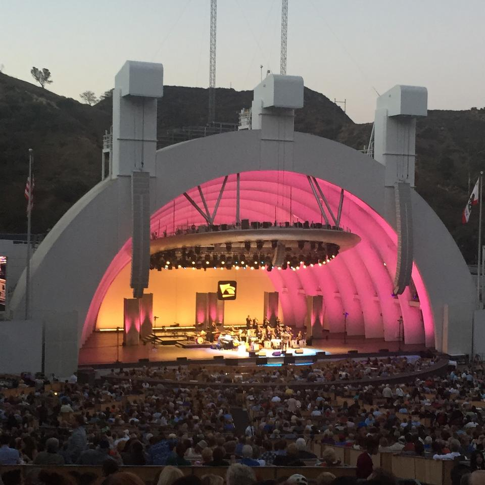 Hollywood Bowl Section K1 Rateyourseats Com