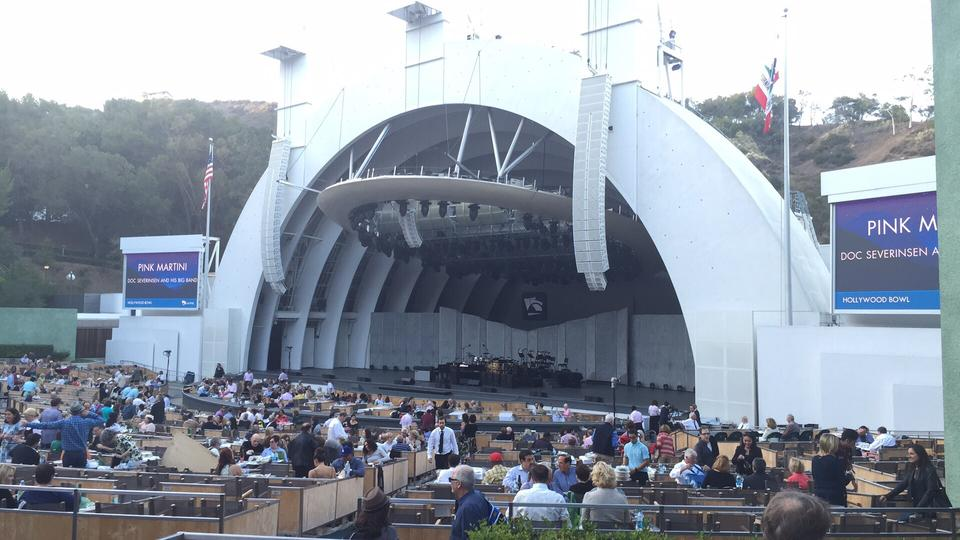 Hollywood bowl section d for Hollywood bowl terrace 5