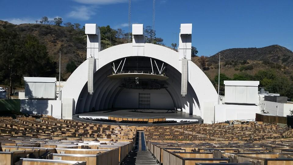 Hollywood bowl terrace 3 for Terrace 6 hollywood bowl