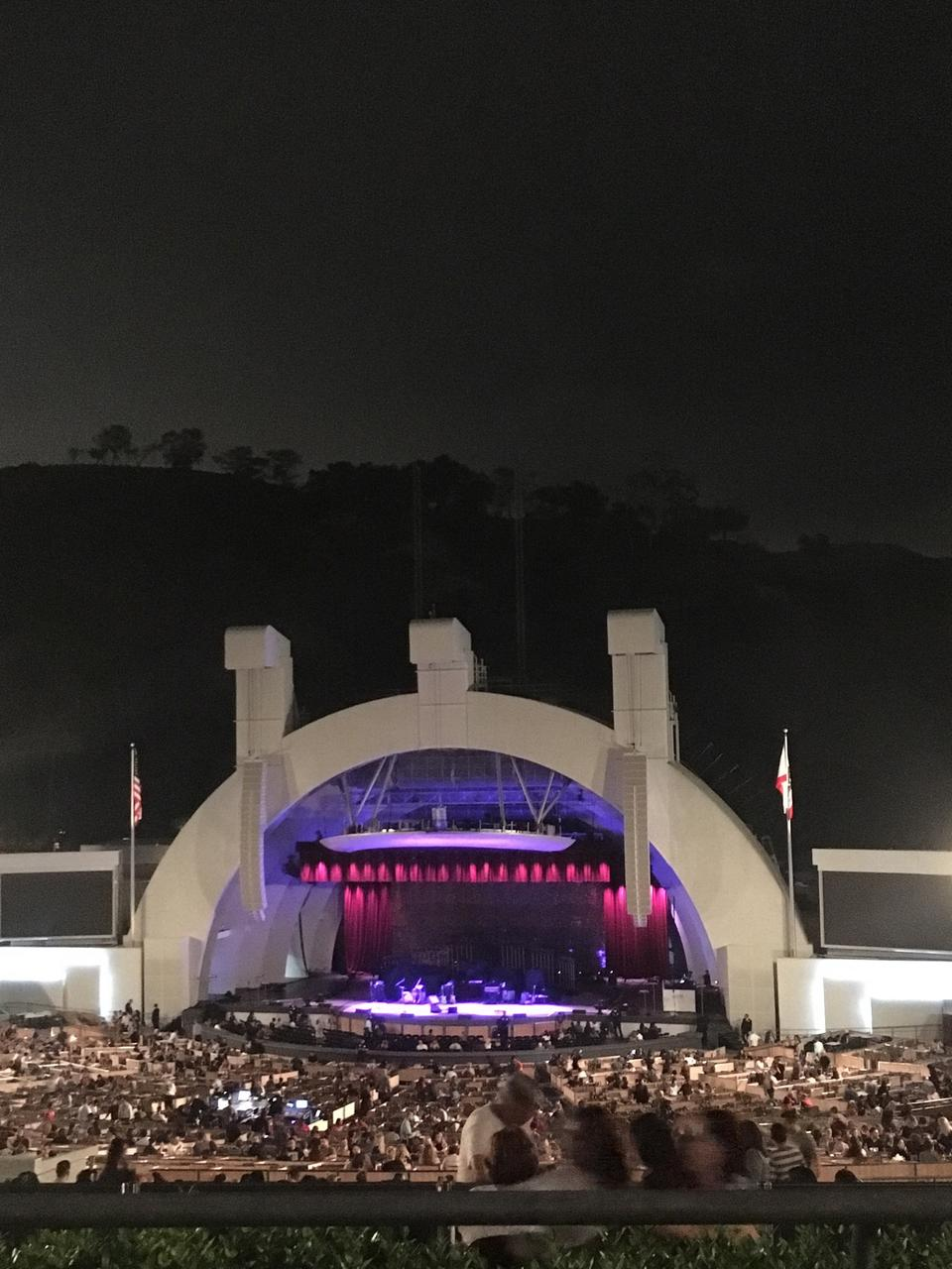 Hollywood Bowl Section G2 Rateyourseats Com