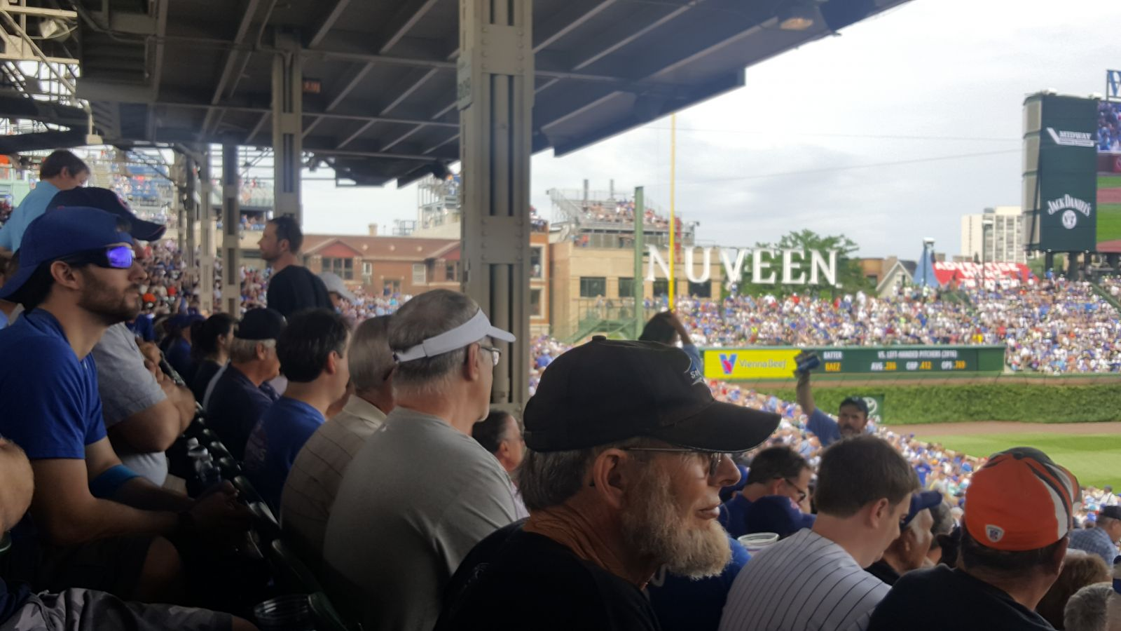 Wrigley Field Section 209 Seats