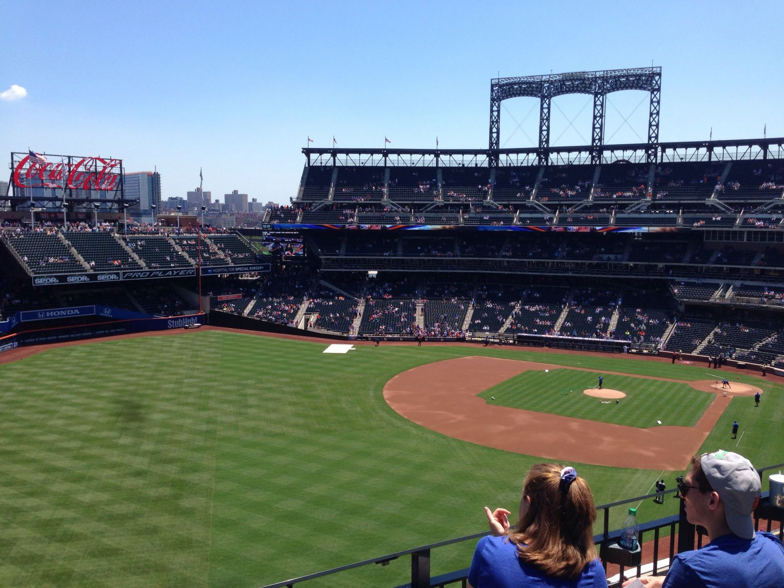 Citi Field : Row 3